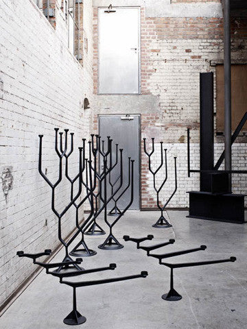 Tom Dixon Spin Table Candelabra 延伸舞台 旋轉燭台