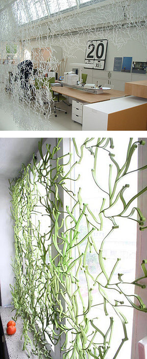 Vitra Algue Wall Installation 枝葉 掛飾