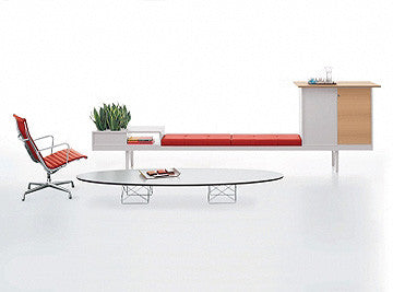 Vitra Elliptical Coffee Table ETR 浪板 咖啡桌 / 茶几