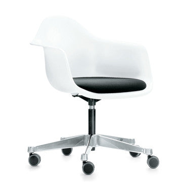 Vitra Eames Plastic Office Chair PACC 扶手辦公椅(無坐墊版本)