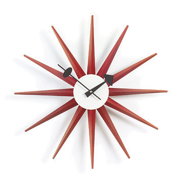 Vitra Sunburst Wall Clock 旭日 壁鐘