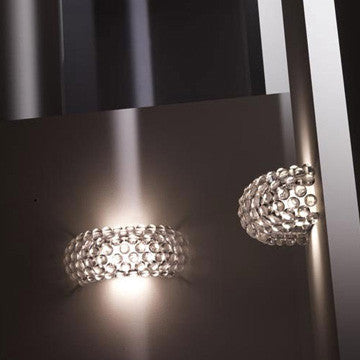Foscarini Caboche Media Parete 皇冠壁燈 中尺寸