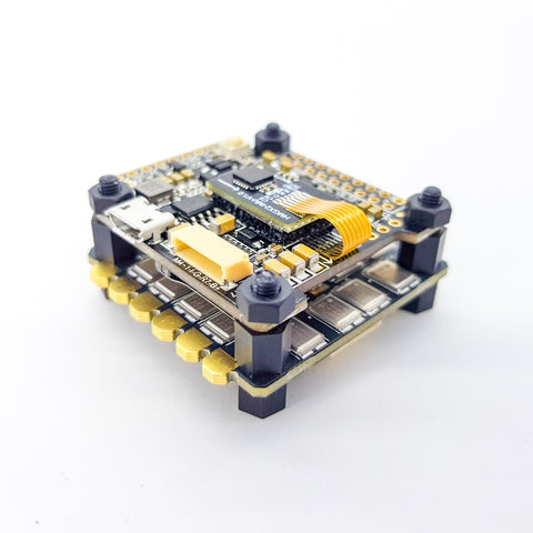 Kakute F7 and Tekko32 F3 Metal 4in1 ESC Combo