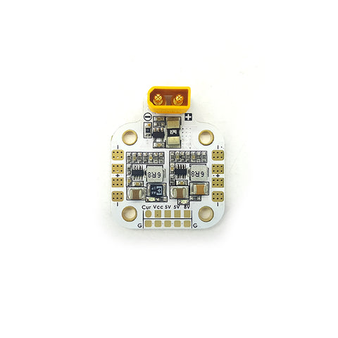 Lumenier Mini 4Power + Plus PDB (20x20mm, 5v/8v Reg, 100A Current)