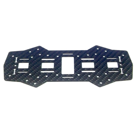 ZMR carbon replacement bottom/middle plate