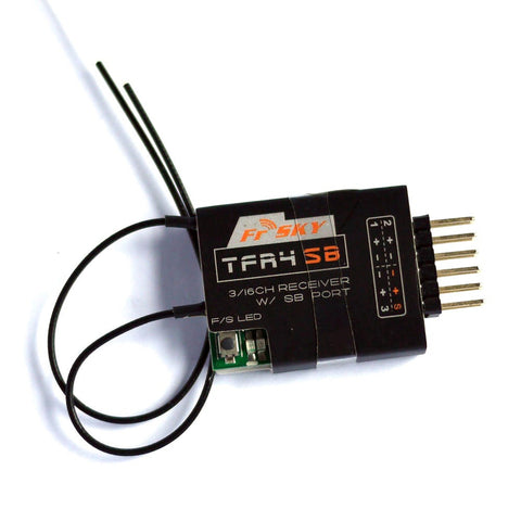 TFR4SB FASST compatible receiver