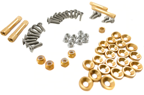 Remix Frame Replacement Full Hardware Kit (Gold)