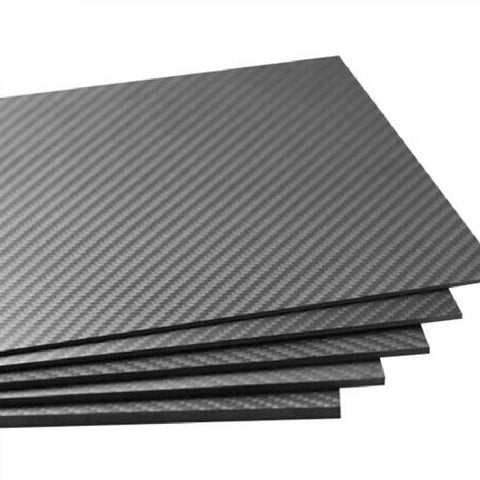 1.5mm 3K Carbon Sheet 200mm x 250mm
