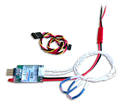 FrSky RPM and Temperature sensor