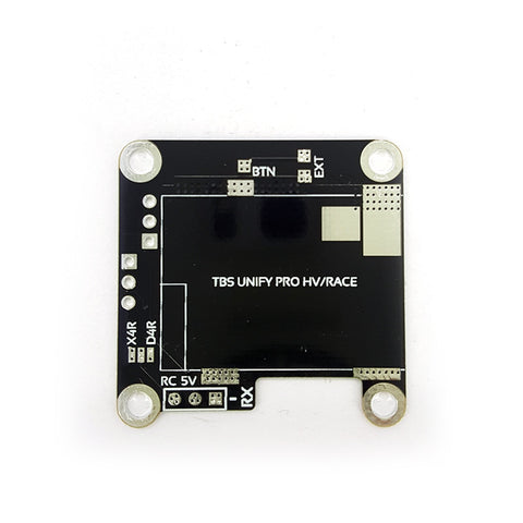 Unify Pro and Rx mounting board - 5V and HV/Race versions