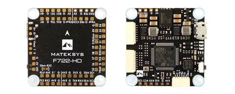 MatekSYS F722-HD Flight Controller