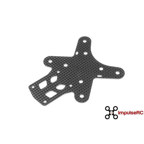 ImpulseRC Reverb Main Upper CF Plate 1.5mm