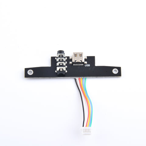 RadioMaster - TX16s Replacement Top USB Assembly