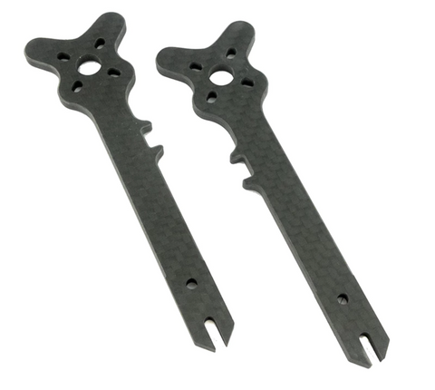 "Remix 5"" replacement arms (2pcs)"