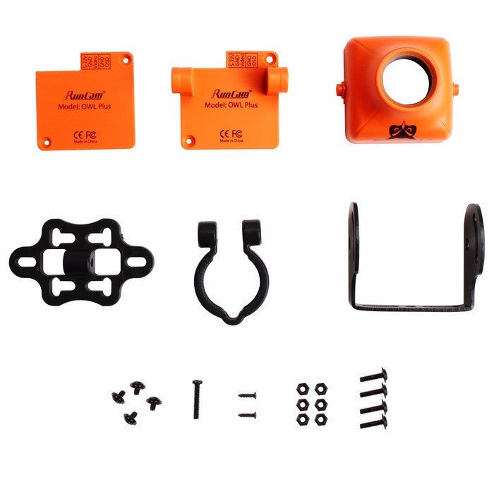 RunCam Swift Owl Plus replacement case - Orange