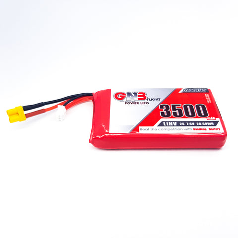 GNB 3500MAH 7.6V HV for QX7 XT30