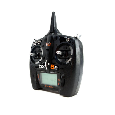 Spektrum DX6e 6CH System with AR610 Receiver