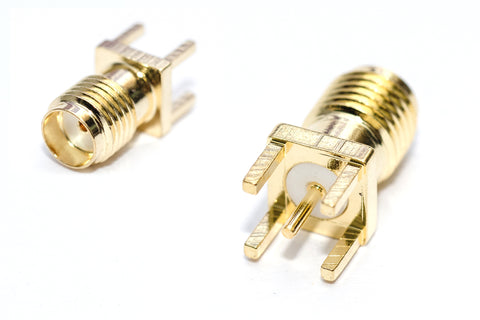 Edge mount Connector