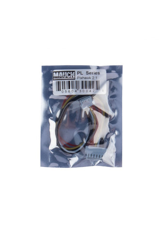 Mauch 042: PL - FC cable for Pixhawk Cube / Clik-Mate 2.0-6p