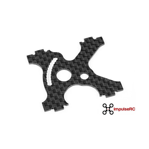 "ImpulseRC 5"" Alien spare K-mount - 1.5mm carbon"
