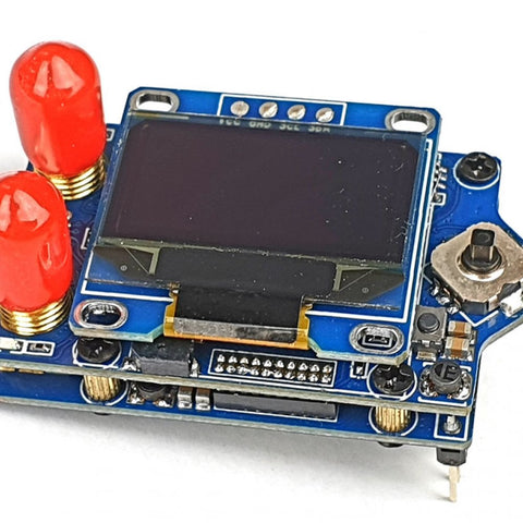 RX5808 Dual RX module for FatShark  eachine firmware with case