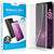 Power Theory Samsung Galaxy S9 Plus Nano TPU Screen Protector [2-Pack]