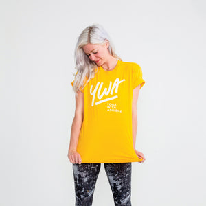 YWA Gold T-Shirt (Regular Fit)