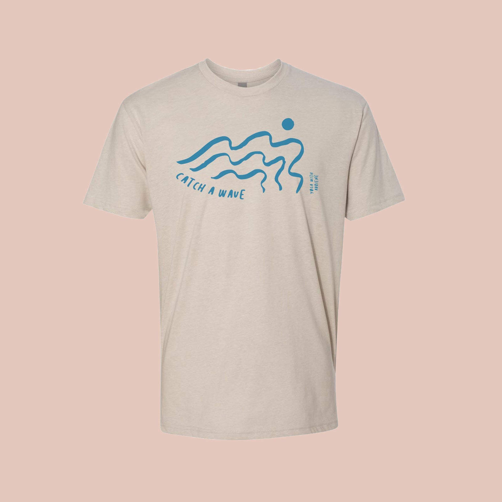 Live Event Leftovers - Catch A Wave Tee