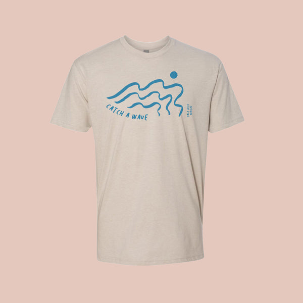 Catch A Wave Tee (Regular Fit)
