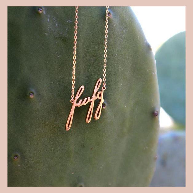 FWFG Necklace
