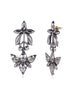 Mogra Earrings (Silver)