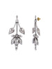 Lotus Earrings (Silver)