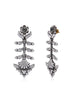 Dalia Earrings (Silver)