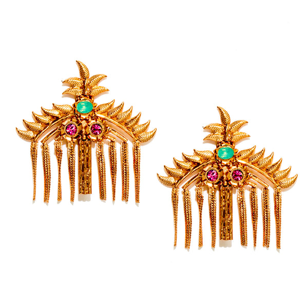 Jahanara Earrings