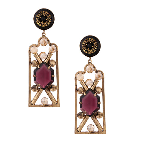 Nausheen Earrings