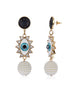 Evil Eye Dangling Earring