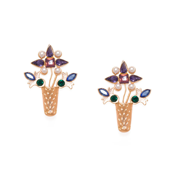 Guldastaa Earrings