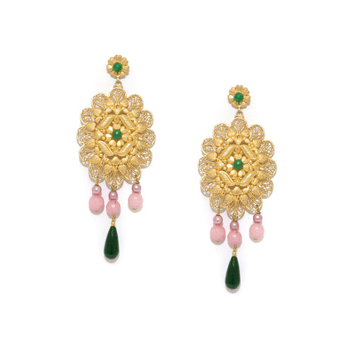Shenaya Drop Earrings