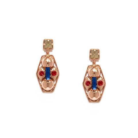 Trendy Narrow Earrings