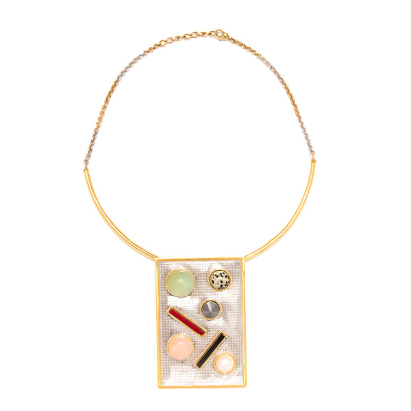Geometric 1 Necklace