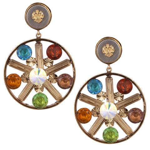 MULTI LUCIA EARRINGS