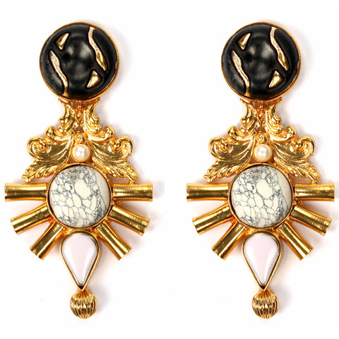 Paris Rococo Earrings