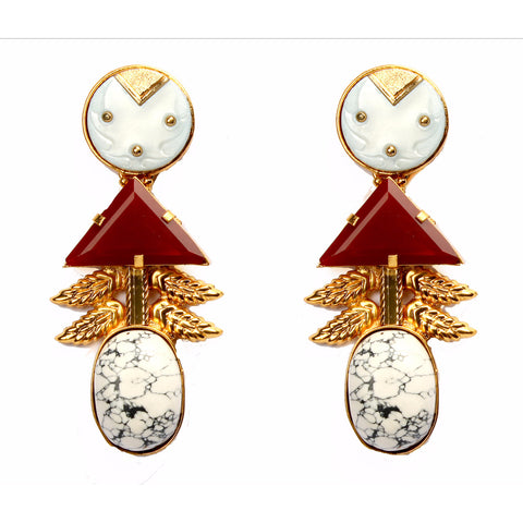 Windsor Rococo Earrings