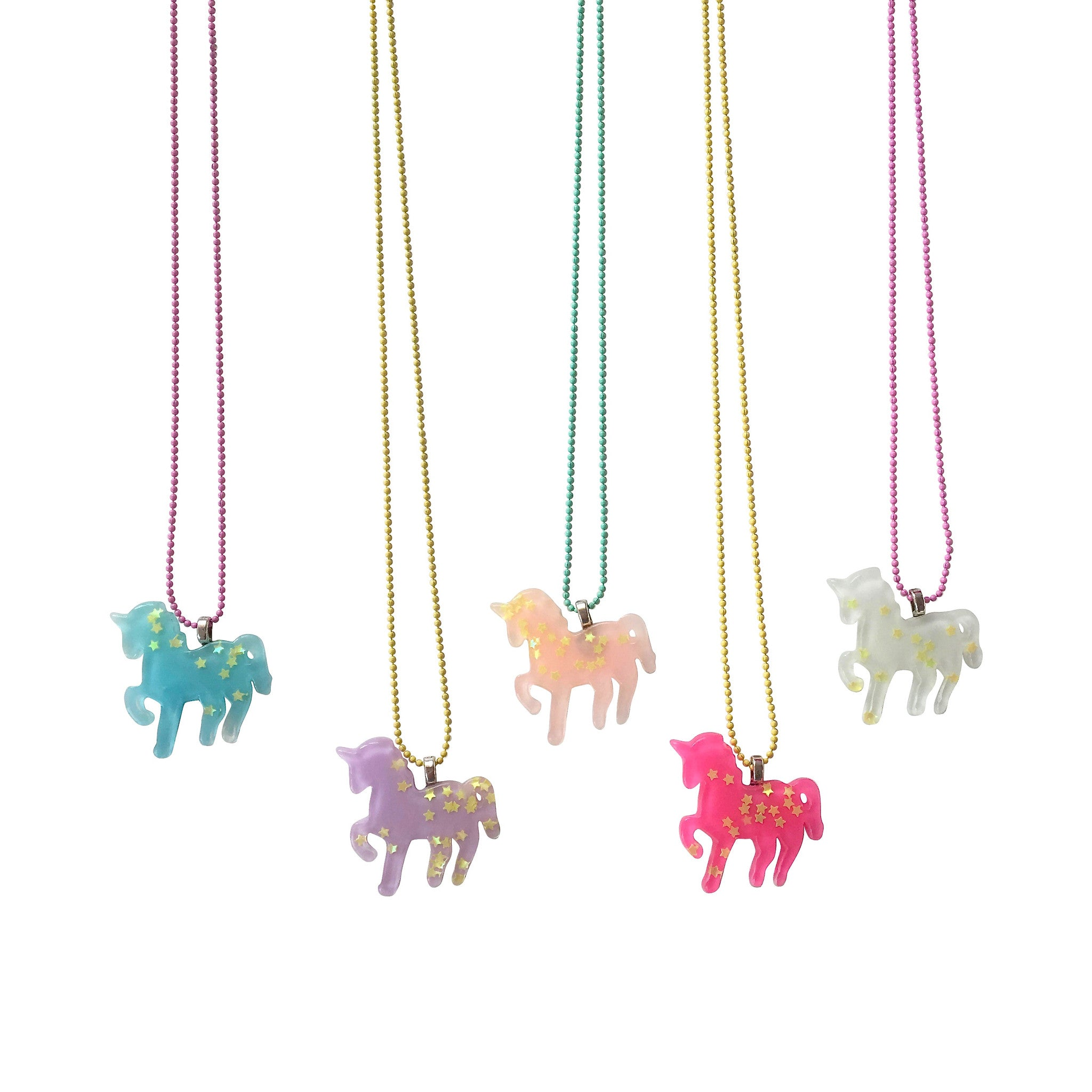 pandora authorized outlet unicorn necklace