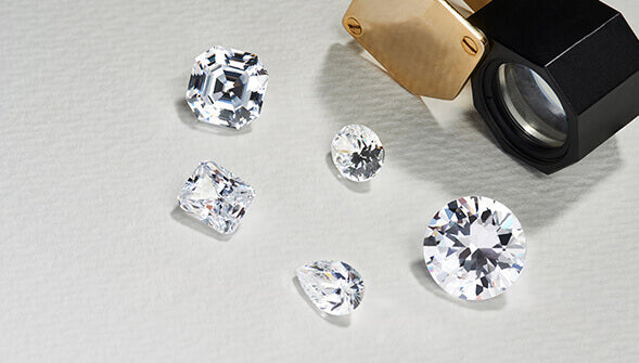 Diamonds: Cost, Cut, Clarity, Carat, and Colour