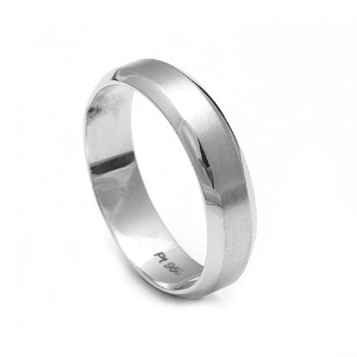 Men's Platinum Ring Review