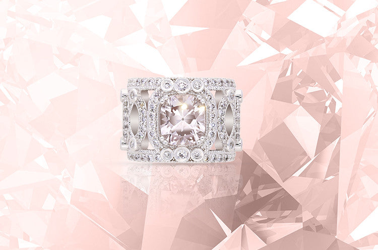 Morganite - A Magnificent Gem
