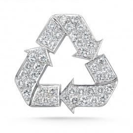 What Are Recycled Diamonds?