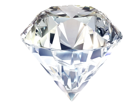 April Birthstone - Quartz or Diamond