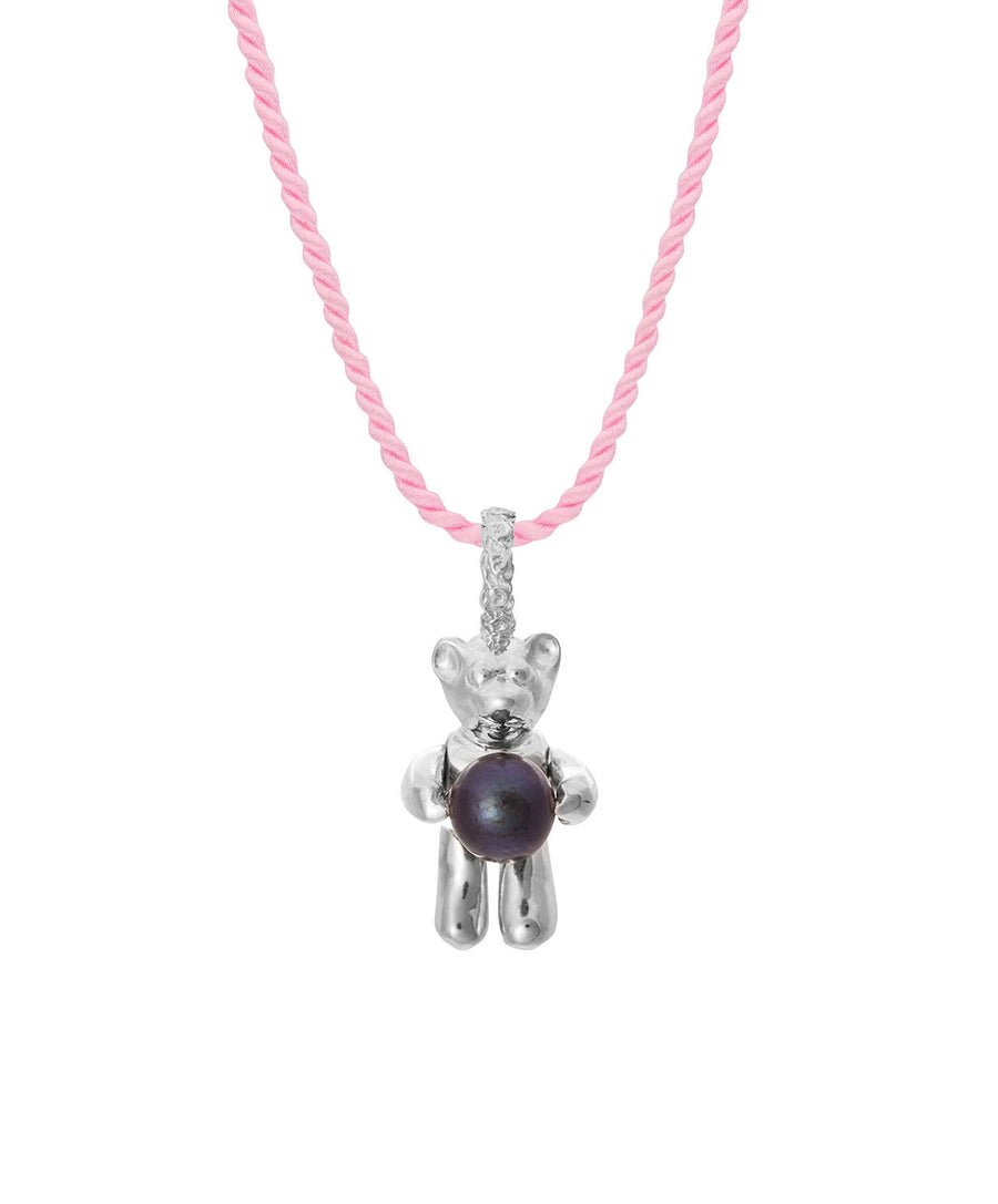 Joy Teddy Bear Pendant